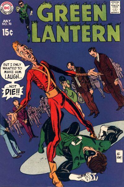 Green Lantern Vol 2 70