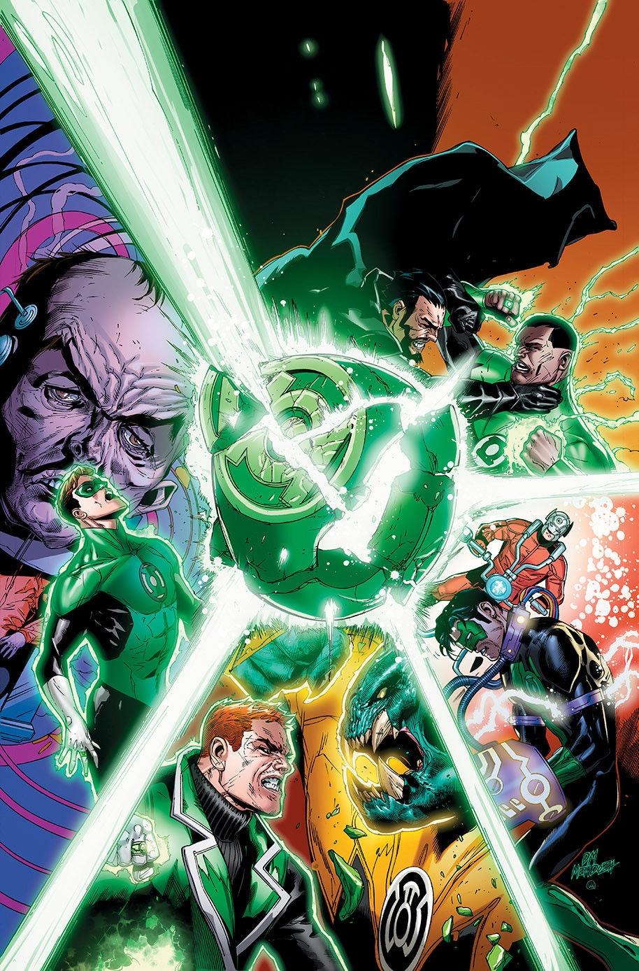 Hal Jordan and the Green Lantern Corps Vol 1 45 Textless.jpg