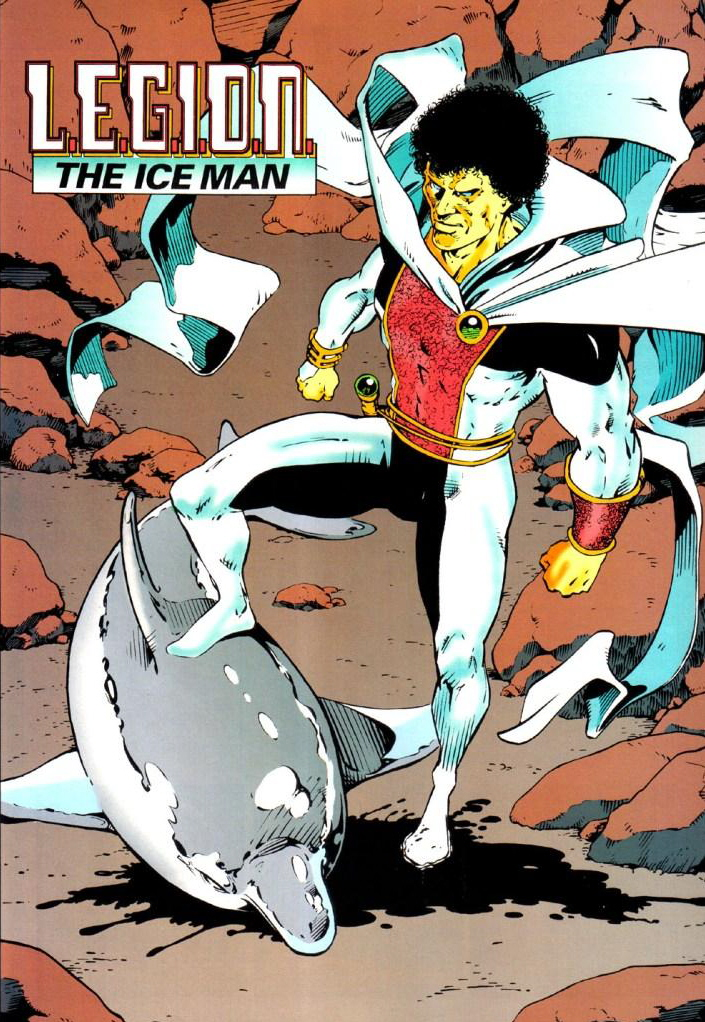 Ice Man (New Earth)