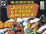 Justice League of America Vol 1 249