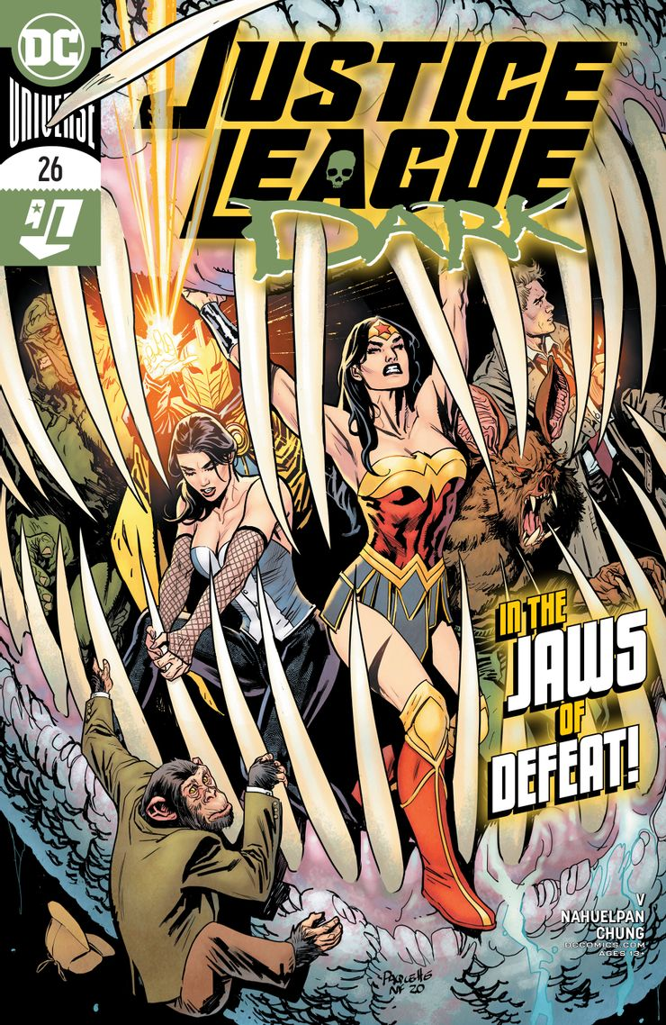 Justice League Dark Vol 2 26