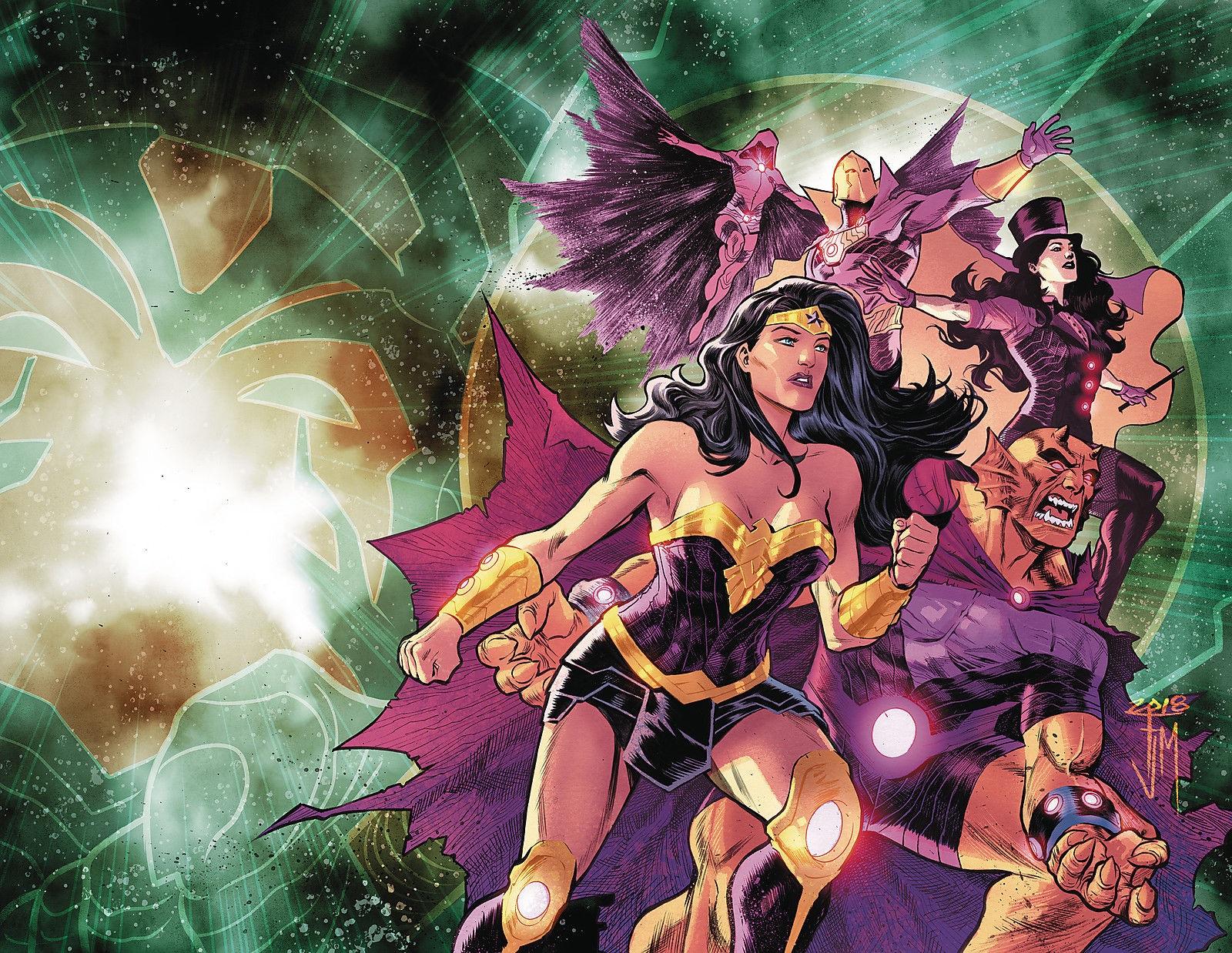 Justice League: Team Wonder