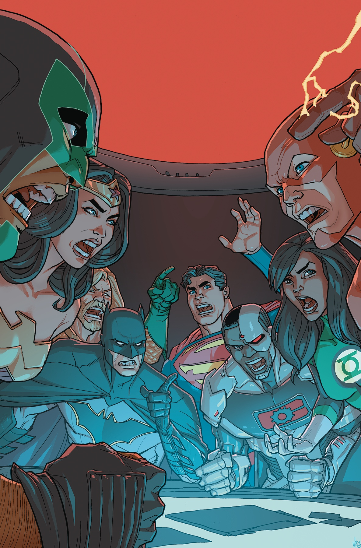 Justice League Vol 3 37 Textless.jpg