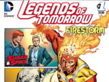Legends of Tomorrow Vol 1 1