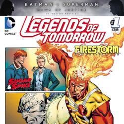 Legends of Tomorrow Vol 1 1