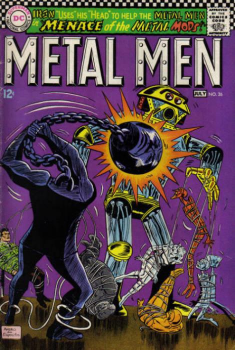 Metal Men Vol 1 26