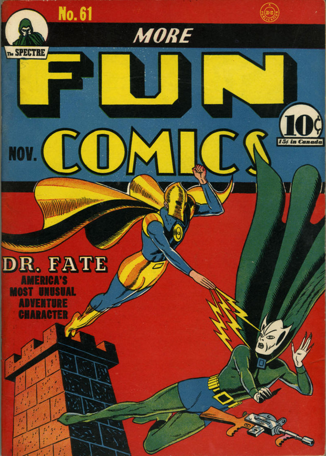 More Fun Comics Vol 1 61