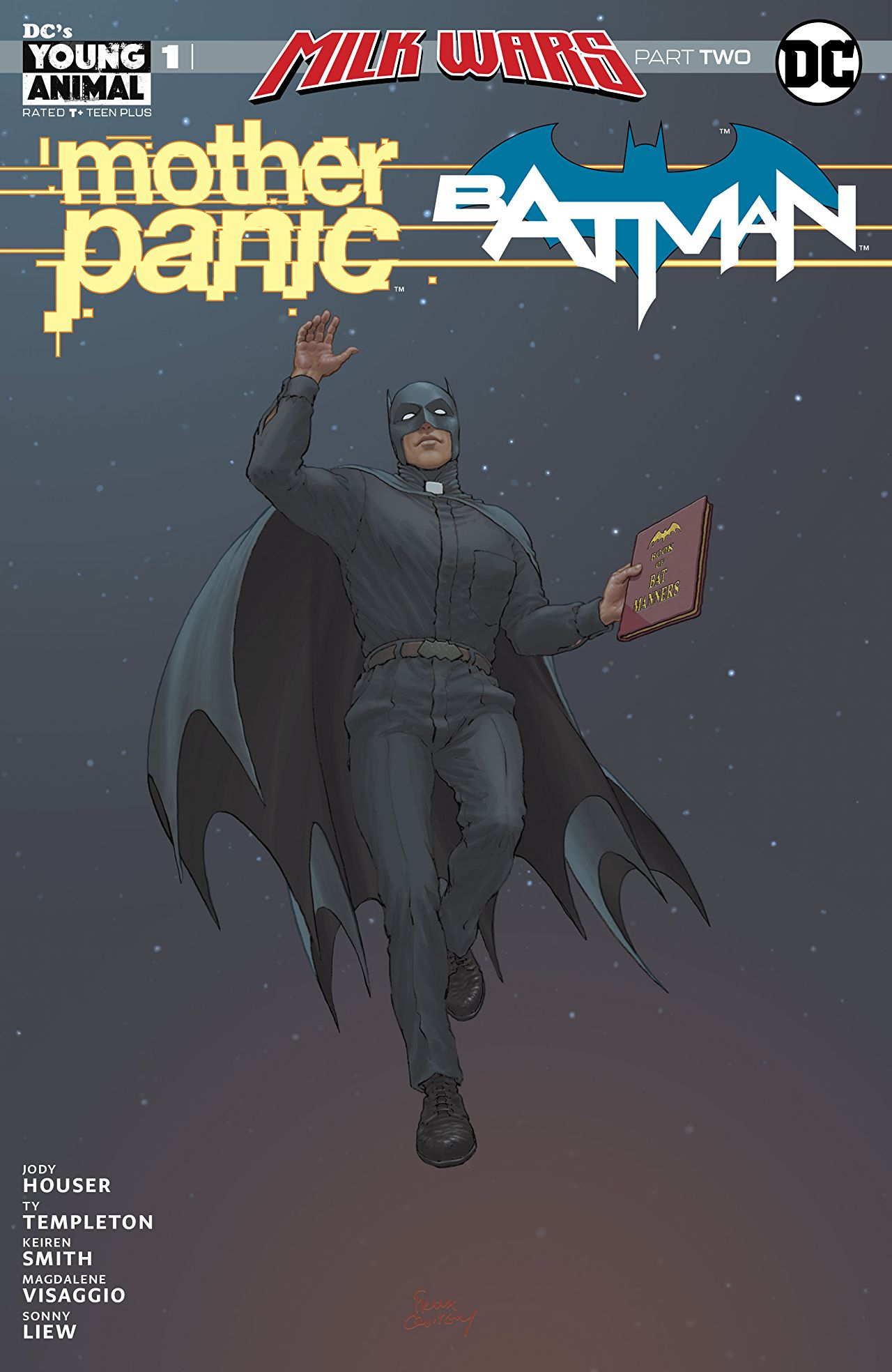 Mother Panic/Batman Special Vol 1 1