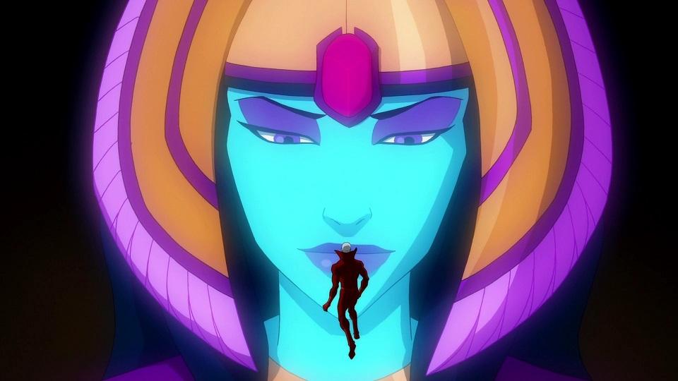 Rama Kushna (DC Animated Movie Universe)
