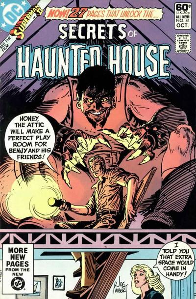 Secrets of Haunted House Vol 1 41