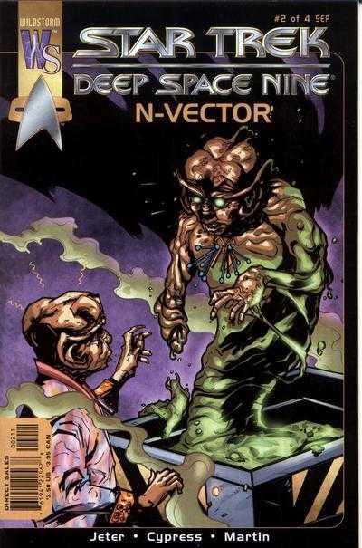 Star Trek: Deep Space Nine: N-Vector Vol 1 2