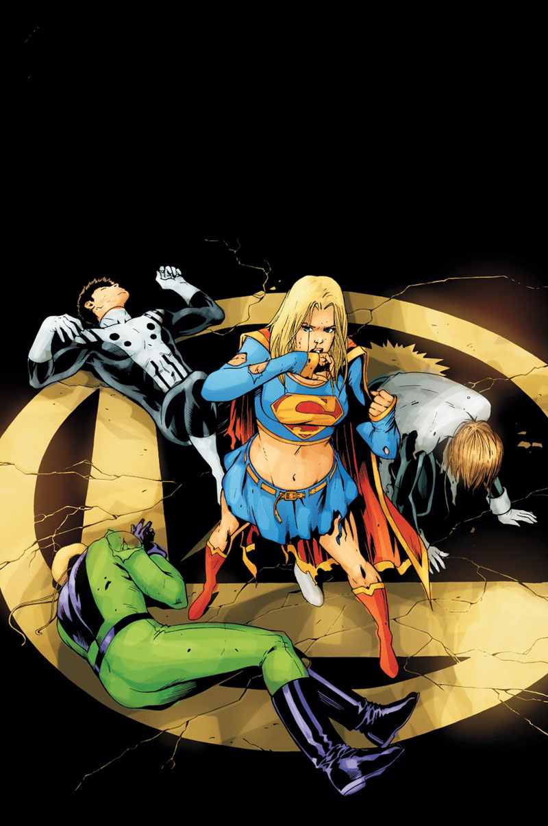 Supergirl and the Legion of Super-Heroes Vol 1 23 Textless.jpg