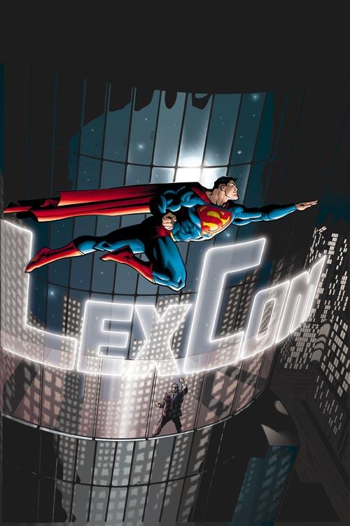 Superman Man of Steel Vol 1 90 Textless.jpg