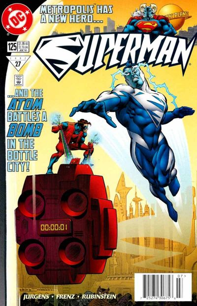 Superman Vol 2 125