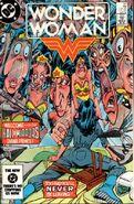 Wonder Woman Vol 1 315