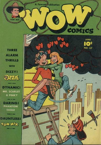 Wow Comics Vol 1 67