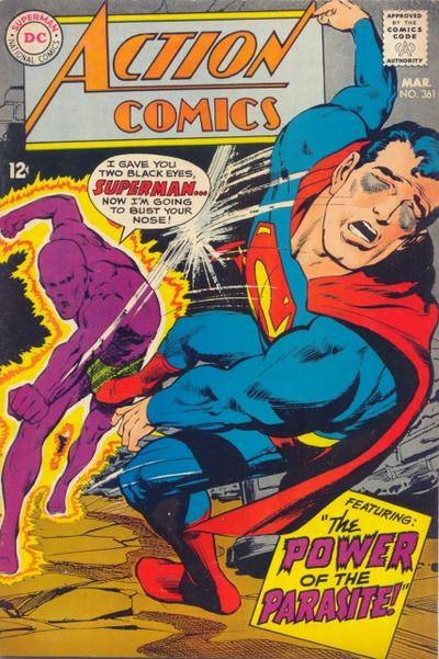Action Comics Vol 1 361