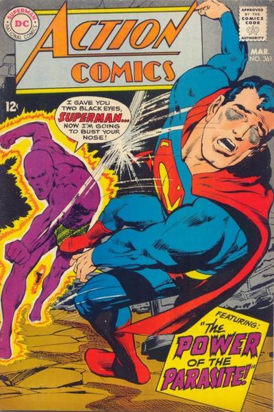 Action Comics Vol 1 361