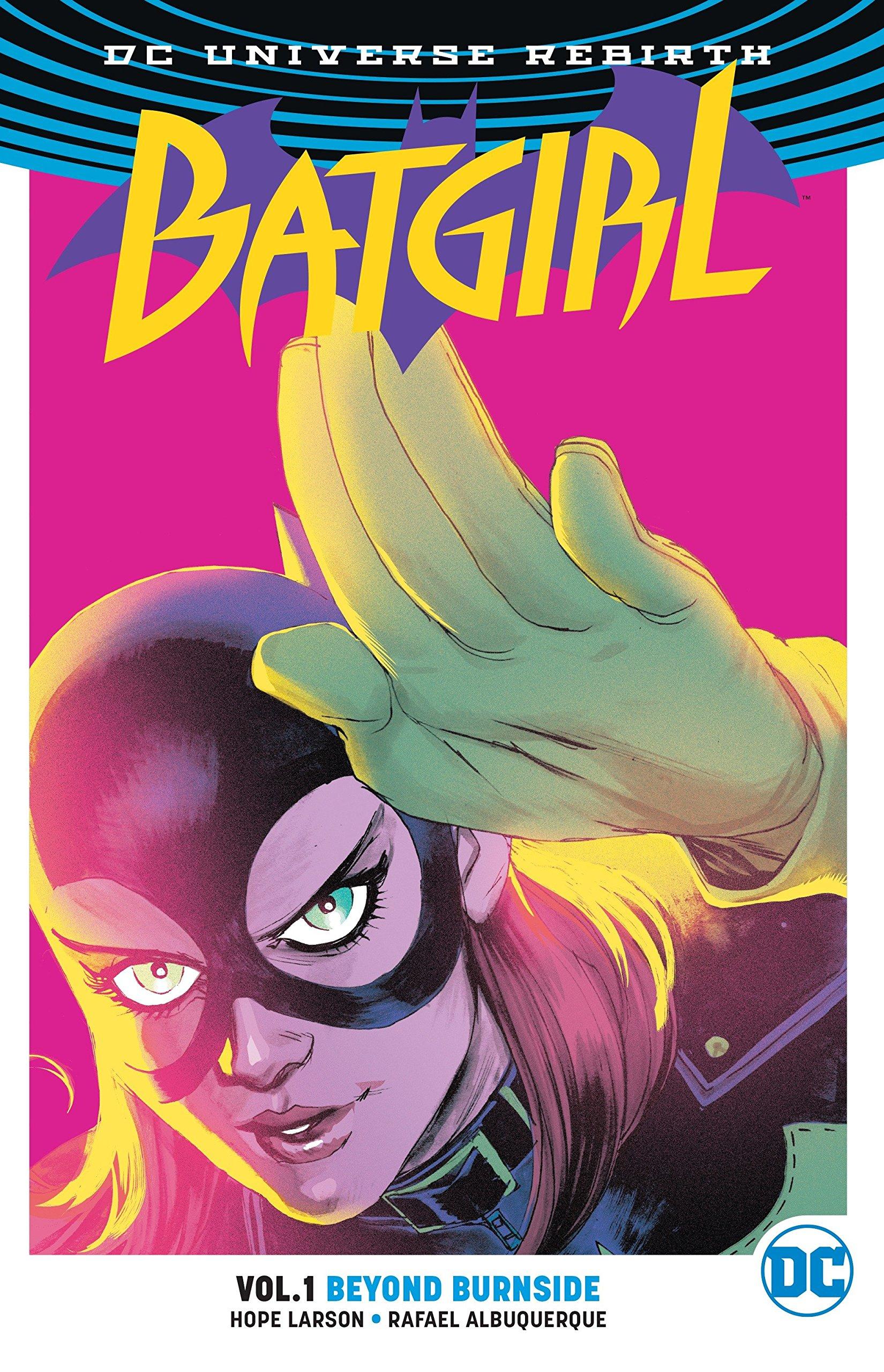 Batgirl: Beyond Burnside (Collected)