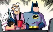 Batman Jim Gordon Teen Titans Go TV Series 001