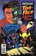 Batman Two-Face Strikes Twice Vol 1 1