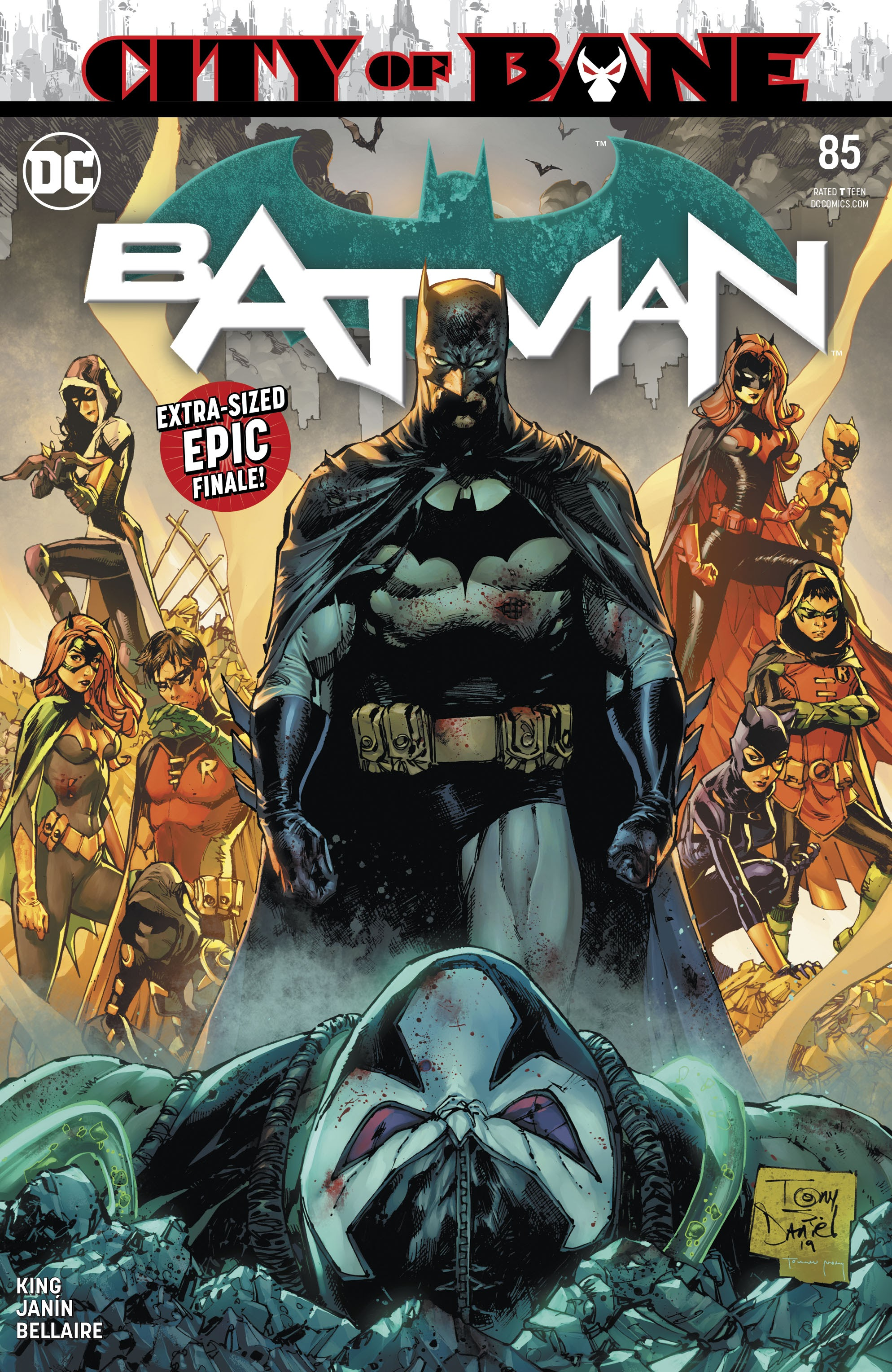 Batman Vol 3 85