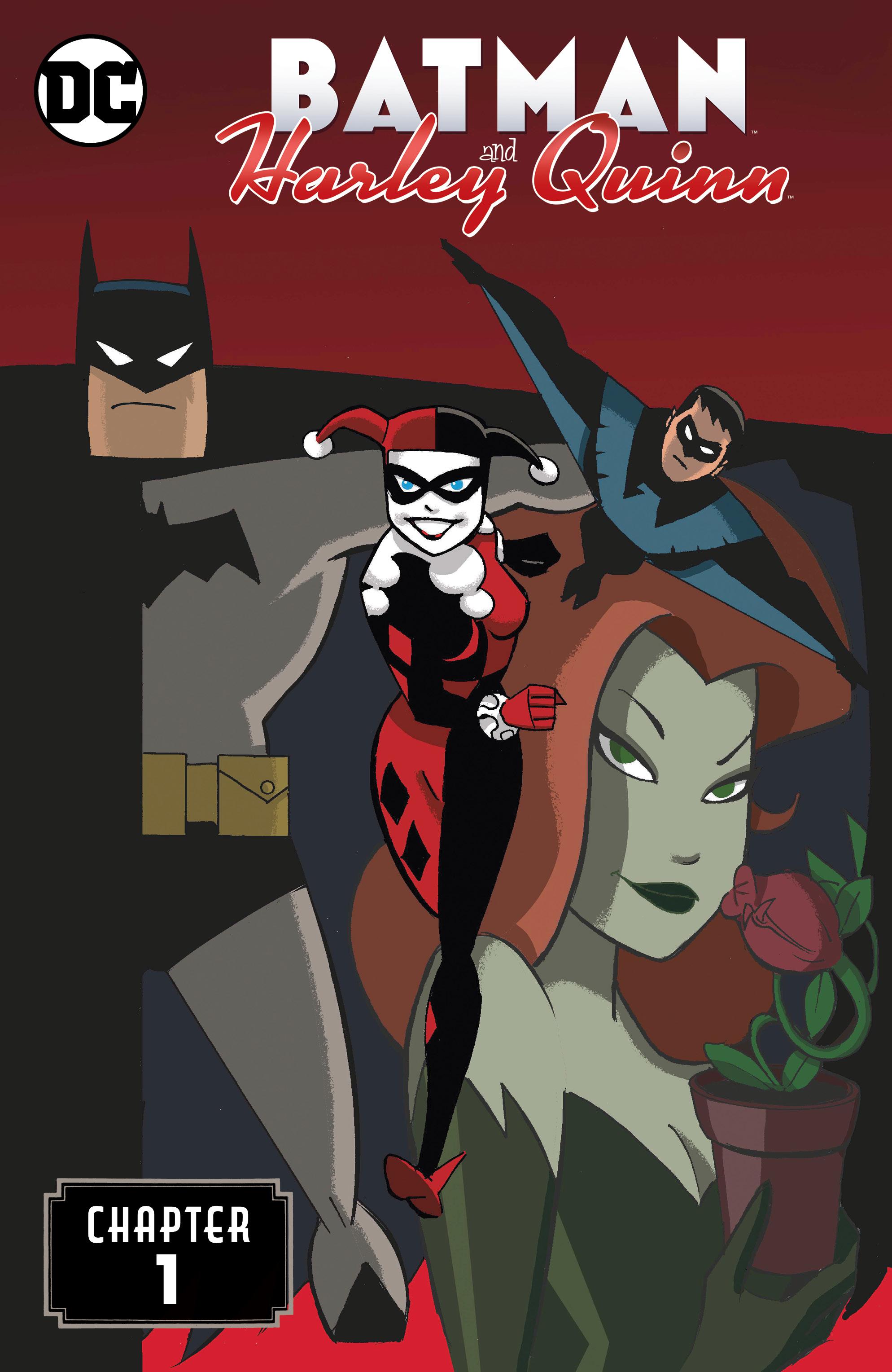 Batman and Harley Quinn Vol 1 (Digital)