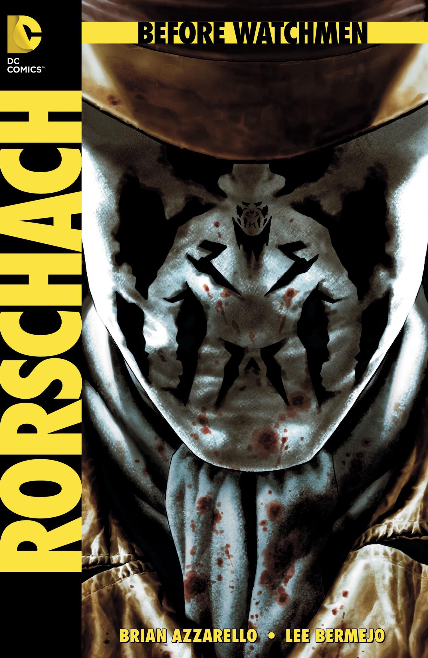 Before Watchmen: Rorschach Vol 1