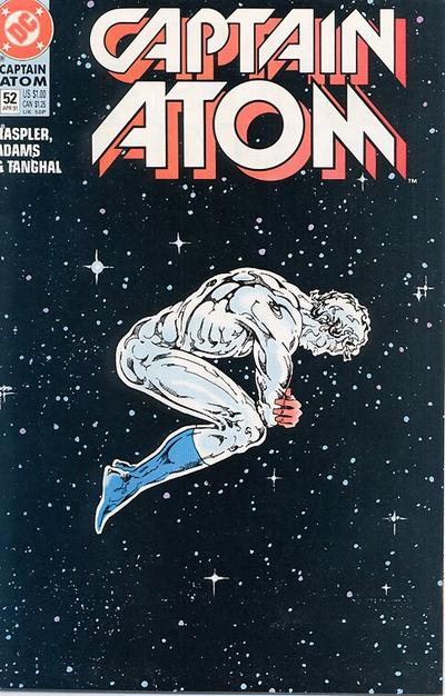 Captain Atom Vol 2 52
