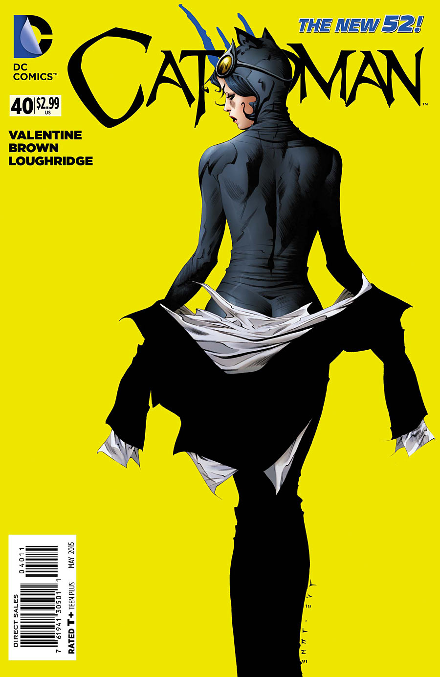 Catwoman Vol 4 40