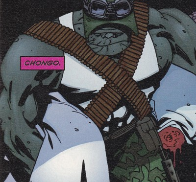 Charles Ongowicz (Wildstorm Universe)