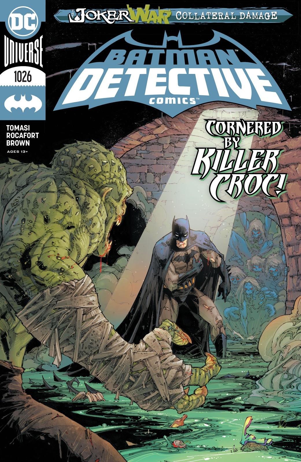 Detective Comics Vol 1 1026