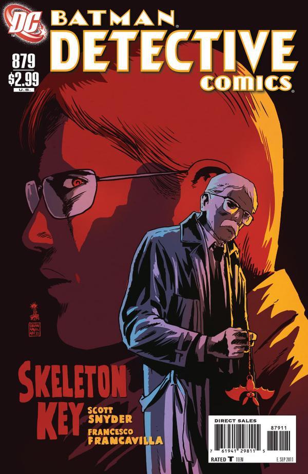 Detective Comics Vol 1 879