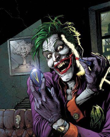 The Joker Batman Wiki Fandom