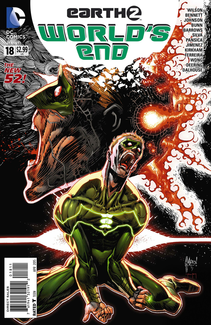 Earth 2: World's End Vol 1 18