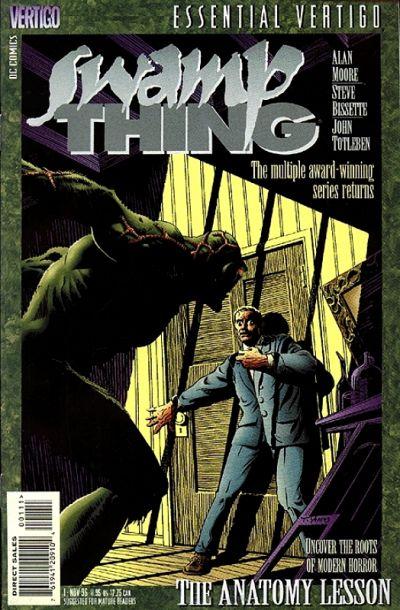 Essential Vertigo: Swamp Thing Vol 1