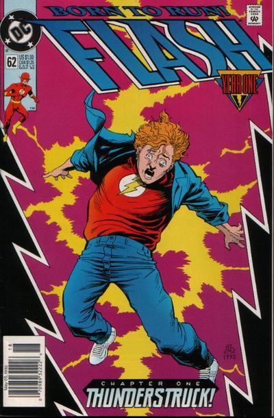 The Flash Vol 2 62
