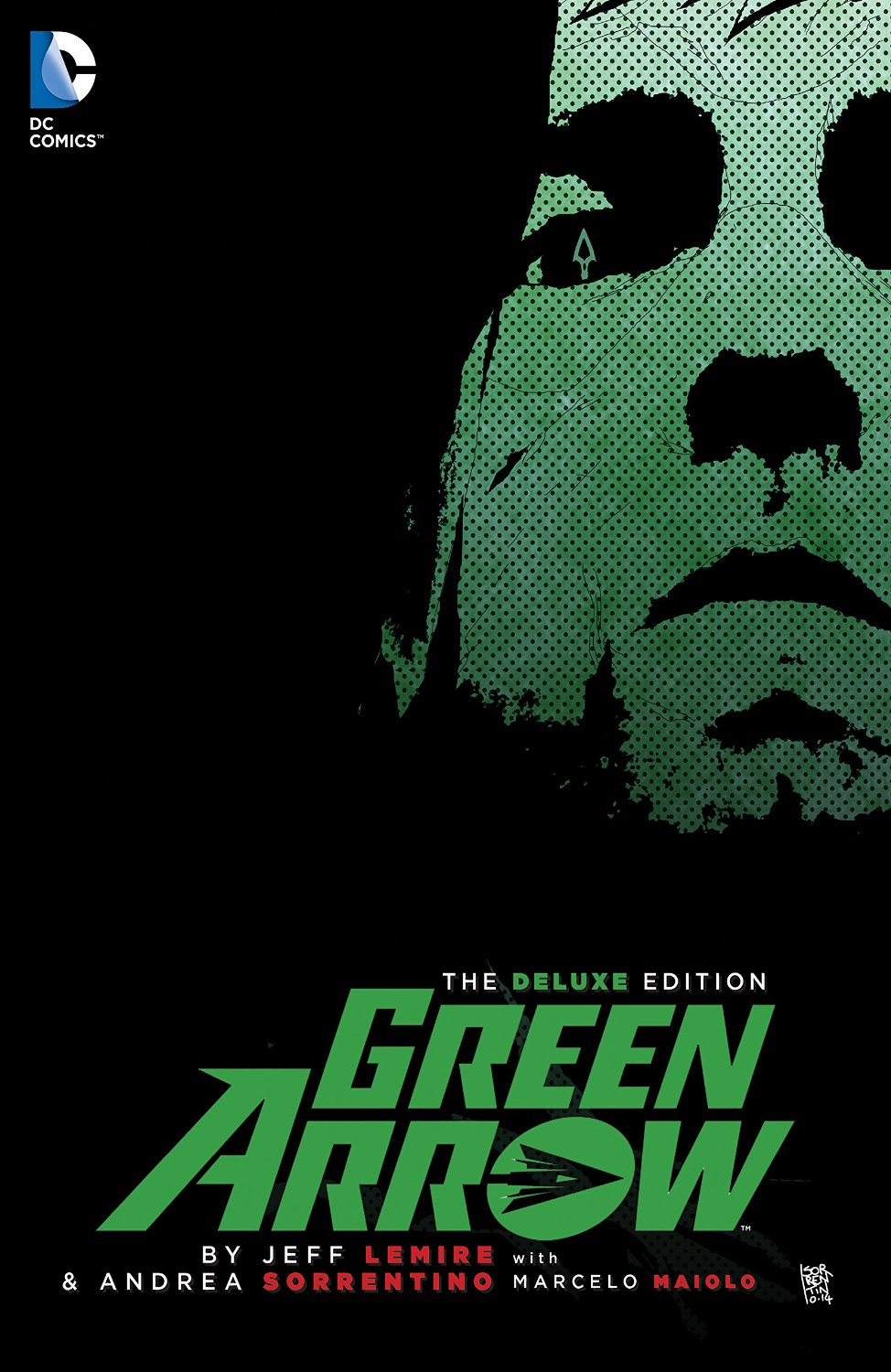 Green Arrow by Jeff Lemire Deluxe Edition (Collected)