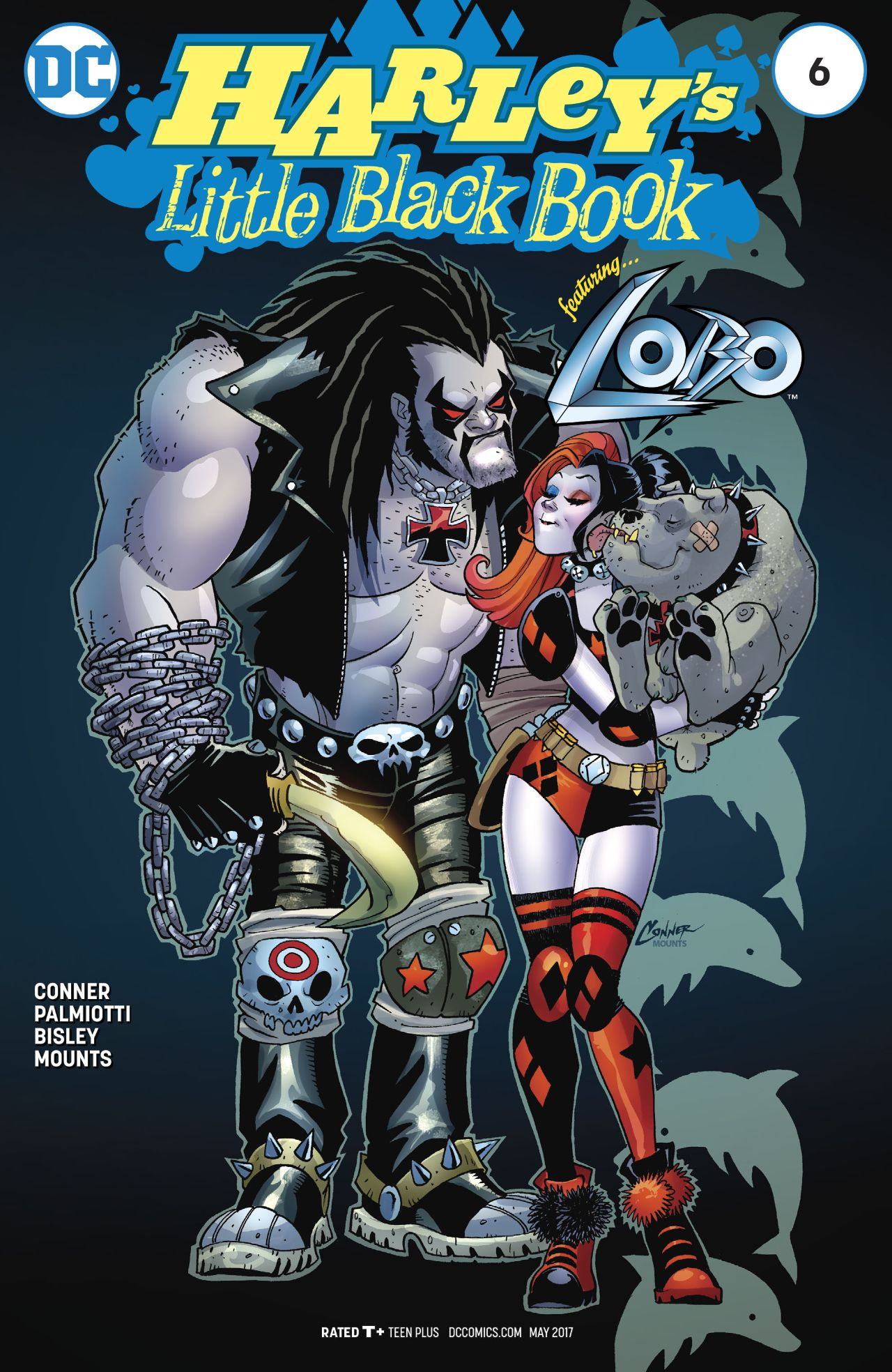 Harley's Little Black Book Vol 1 6