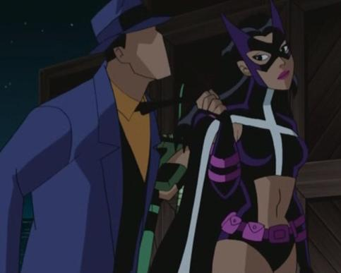 Justice League Unlimited (TV Series) Episode: Double Date