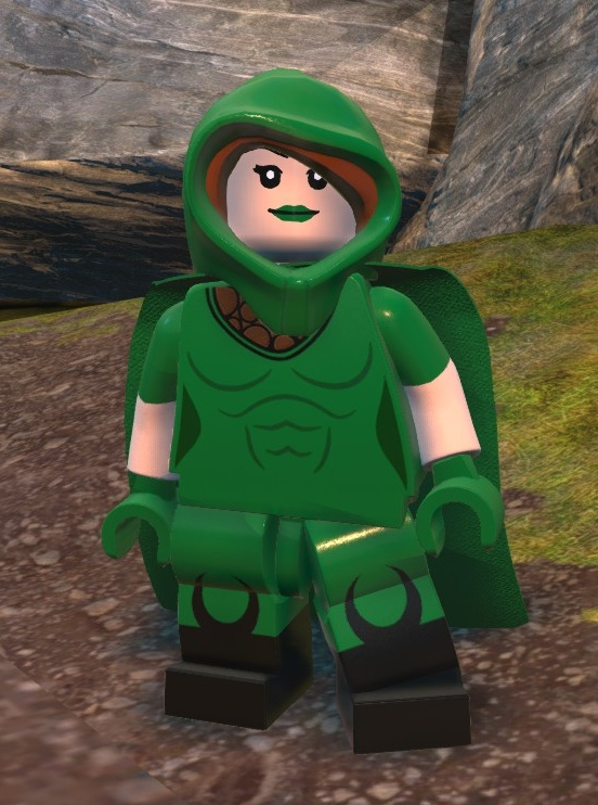 June Moone (Lego Batman)