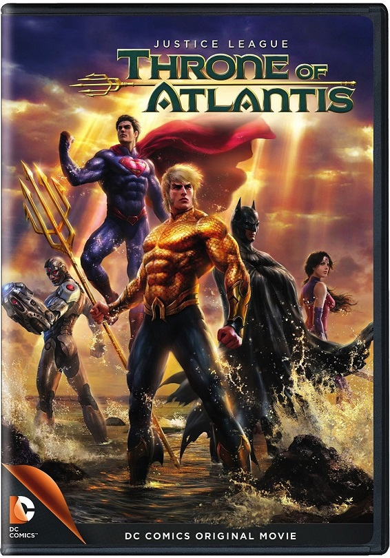 Justice League: Throne of Atlantis (Movie)
