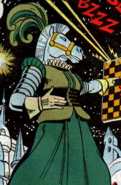 Knight Earth-One 01