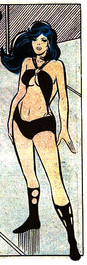 Laurel Kent (Pre-Zero Hour)