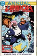 Legion of Super-Heroes Annual Vol 3 2