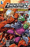 Legion of Super-Heroes Vol 7 18