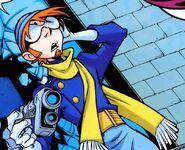 Leo Teen Titans TV Series 001