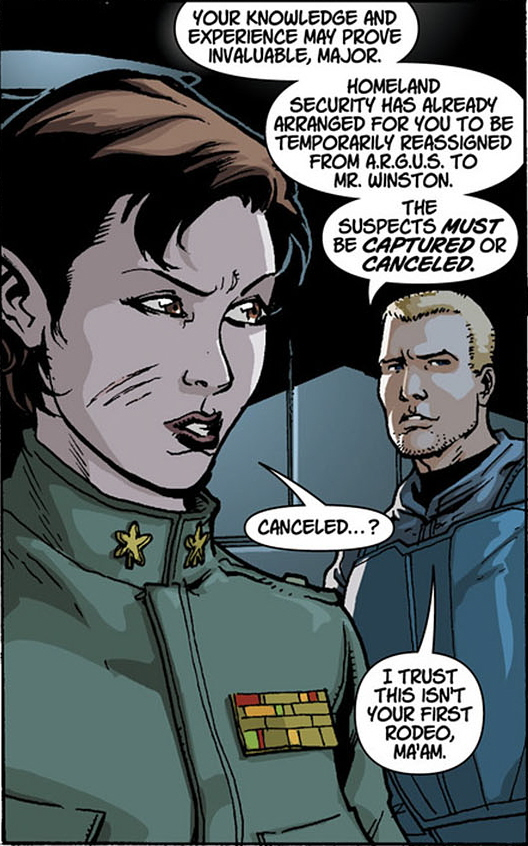 Major Nicholson (Prime Earth)