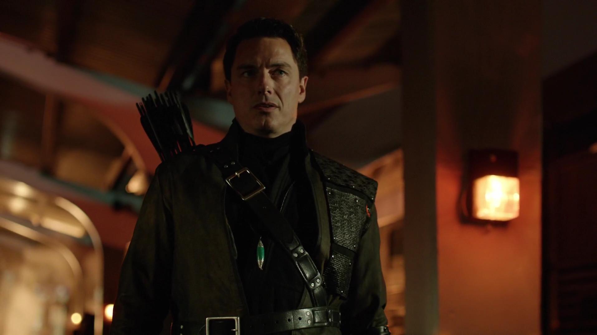 Malcolm Merlyn (Arrowverse)