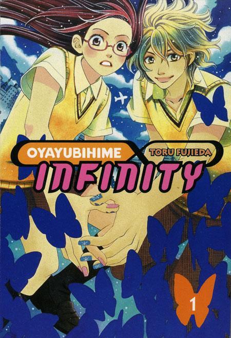 Oyayubihime Infinity Vol 1